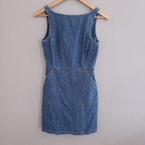 Espirit Jean dress 5/6